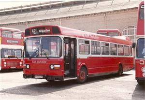 160, Leyland National VPT 937R